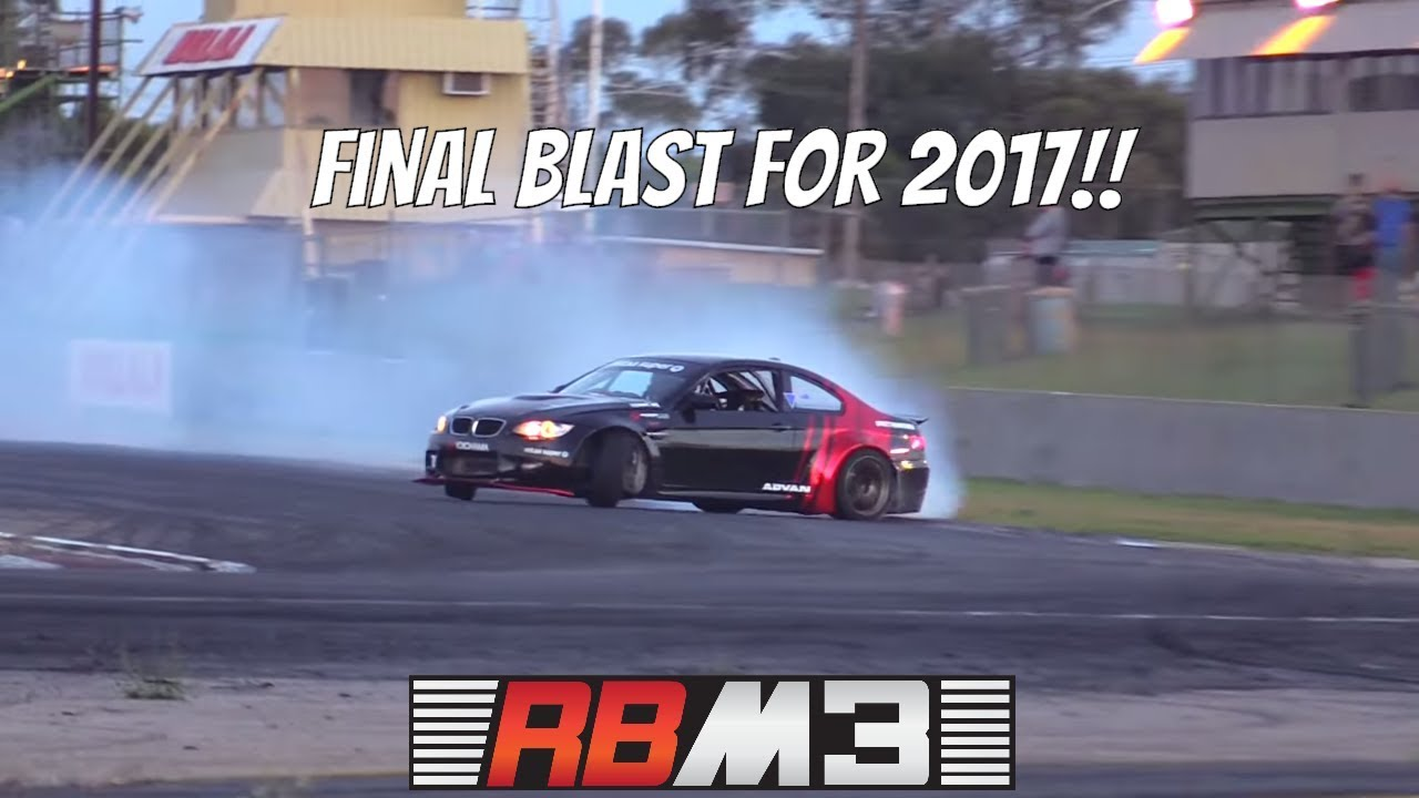 Took the RBM3 out for the final Practice night of 2017 (Mallala Raceway)
