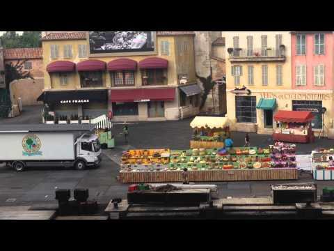stunt show disneyland paris