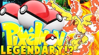 op legendaries minecraft pixelmon lucky block mod challenge pokemon modded battle minigame