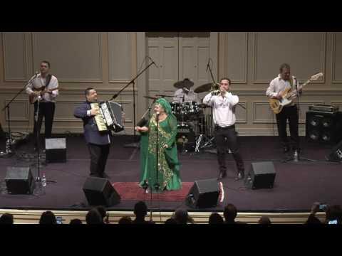 Esma Redžepova & Folk Masters Play Romani (Gypsy) & Macedonian Music