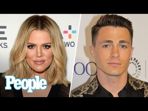 'Teen Wolf' Star Colton Haynes Engaged, Khloé Kardashian Lashes Out At Sister | People NOW | People