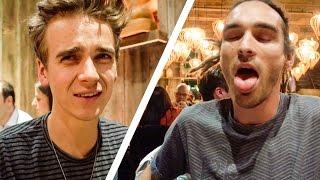 JOE VS LOUIS CHILLI EATING