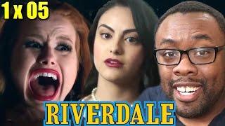 riverdale 1x05 review did betty s dad kill jason riverdale recap