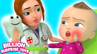ORAL HEALTH Babies Song - Simple Animation for kids