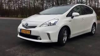 Здоровый сарай - Prius + Plus Wagon Alpha V