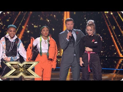 Sing-off results! Who's going home? | Live Shows Week 3 | The X Factor UK 2018