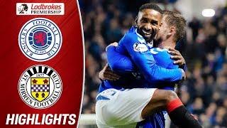 Rangers 1-0 St. Mirren | Defoe Strike Lifts Ibrox | Ladbrokes Premiership