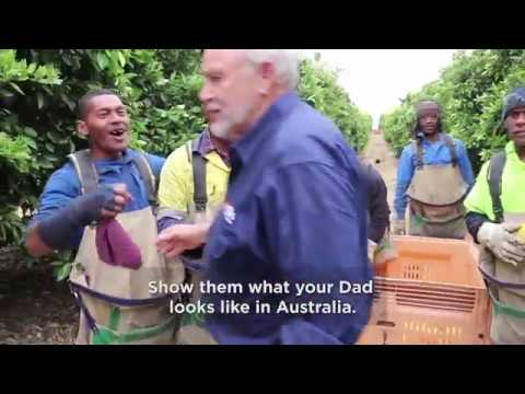 Costa Group And Seasonal Workers From Fiji