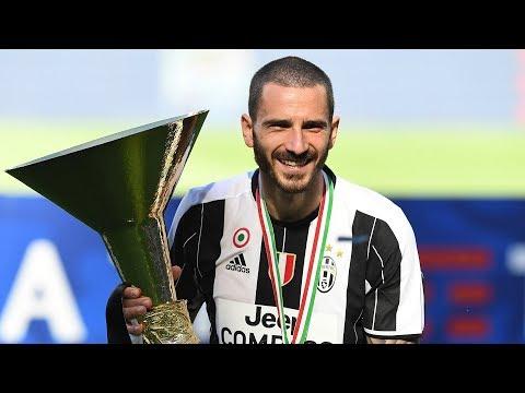 Leonardo Bonucci: Juventus #GrazieLeo