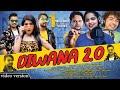 Diwana 2.0 ||Odia New Music Video||Akash,Jyotismita&Karan||Humane Sagar- Mantu Chhuria - Asima Panda