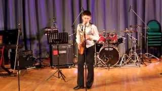 Регтайм №2  Е. Геллер, Волощенко Иван, саксофон
