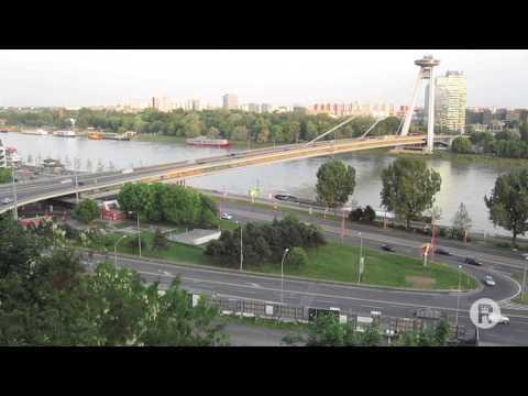 Ryeberg Home Movie: Most SNP, Bratislava, Slovakia