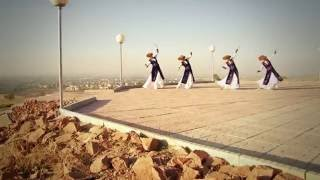 Кыргыз бий Кыргызский танец Салимар бий тобу  Кыргыз жолу