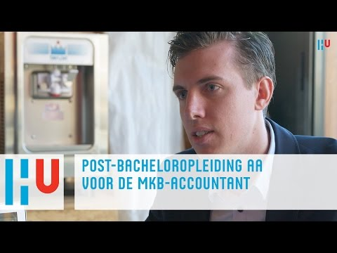 Post-HBO Accountancy AA‎ - Hogeschool Utrecht