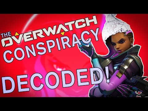 The SCIENCE! - Sombra's Overwatch CONSPIRACY