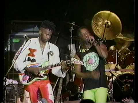 """Living Colour- """"Cult of Personality"""" Live in Auburn 1988"""
