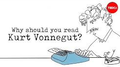 Why should you read Kurt Vonnegut? -  Mia Nacamulli