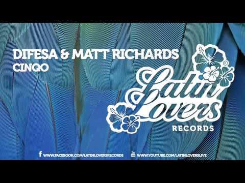 Difesa & Matt Richards - Cinqo (Original Mix)