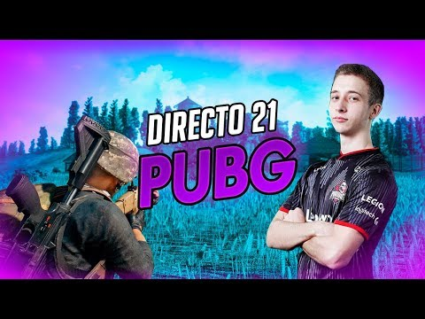 5 WINS EN SQUAD!! PLAYERUNKNOWN'S BATTLEGROUNDS 1080!!! :) #DIRECTO 58