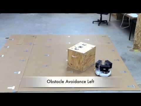 RFID Positioning Robot CMU