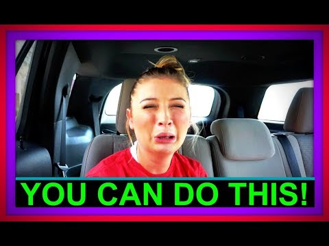 YOU CAN DO THIS! | TREADMILL FUN! | TRADITION!