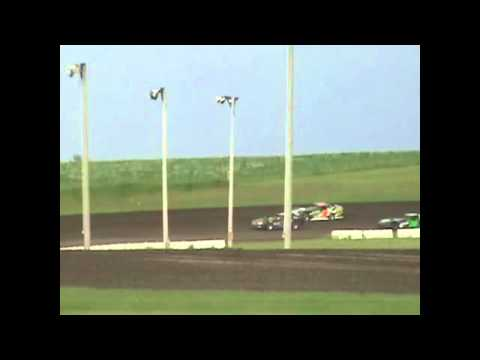 Zach VanVoorst I 90 Speedway june 6,2015 LMSS