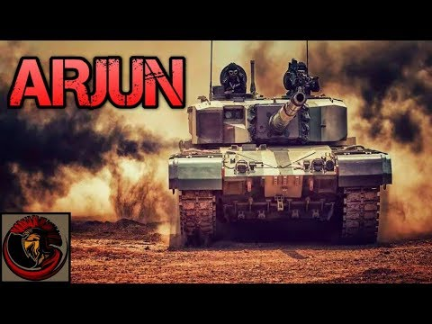 Arjun Main Battle Tank - India's Modern Tank