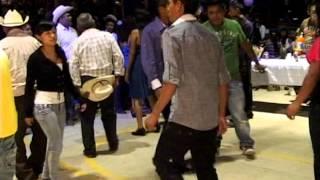 Trio retoños huastecos en los XVIII años de Mercede Pozo Pantepec Puebla por Video Tauro 5