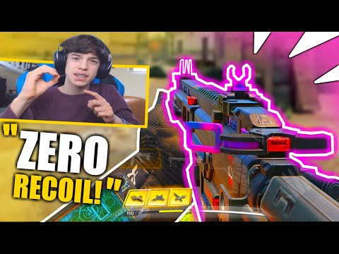 THE M4 HAS *ZERO* RECOIL!! Best M4 Class Setup + Gameplay! // Call of Duty Mobile