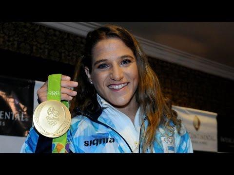 """Paula Pareto: """"El oro olímpico es el sueño de cualquier persona"""""""
