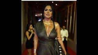 شاهد فستان رانيا يوسف المثير للجدل فى افتتاح الجونة السينمائى وتعليقها الصادم