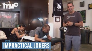 Impractical Jokers - Three Jokers Get Inked (Punishment)   truTV