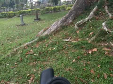 Secret of a Singapore cemetery