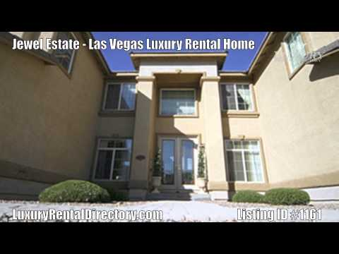 Jewel Estate Luxury Rental Home Las Vegas