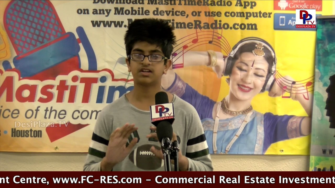 Gaurav Speaking at Persuasive speech Competitions - DPTV & Inspiration Masters