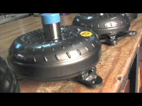 Torque Converter Choice Can Enhance Or Impede Performance