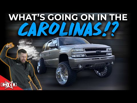 What Is Going On In The Carolinas!?