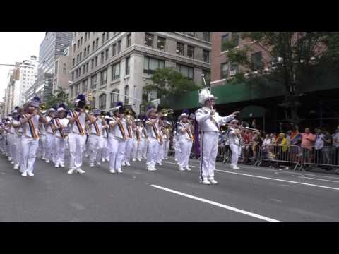 Pride Parade~2017~NYC~The Lesbian and Gay Big Apple Corps MB~NYCParadelife