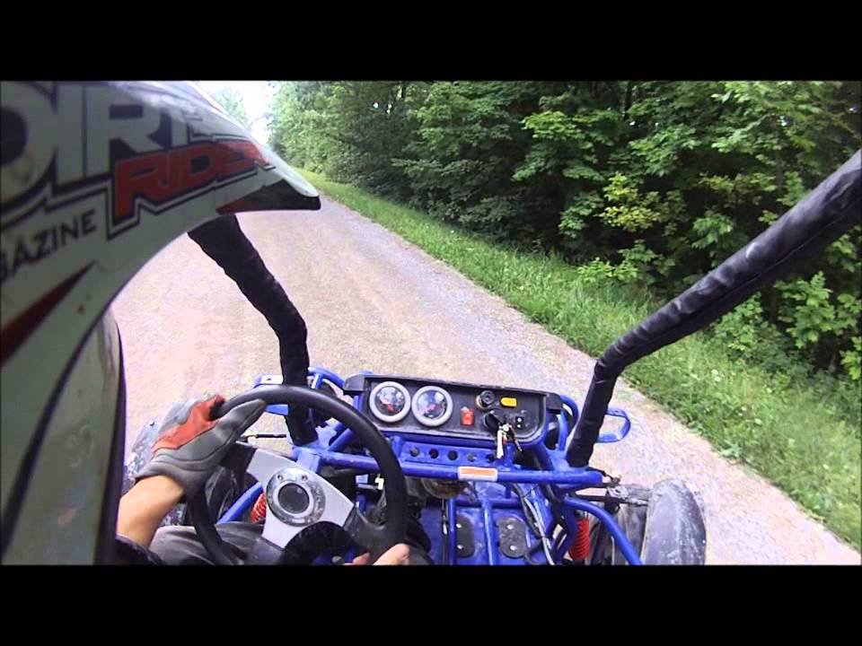 raptor 250cc buggy test ride youtube. Black Bedroom Furniture Sets. Home Design Ideas