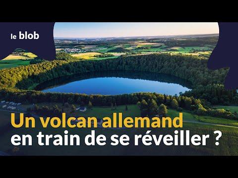Un volcan allemand