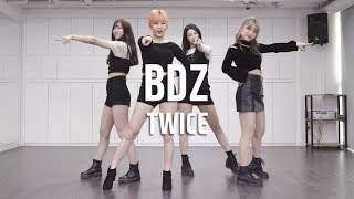 Gambar cover TWICE (트와이스) - BDZ (불도저)  Dance Cover / Cover  by D-POP FRIENDS  (Mirror Mode)