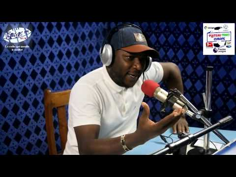 SPORTFM TV - PLATEAU FOOT EUROPE DU 03 JUIN 2019 PRESENTE PAR ANGELO FOLLYKOE