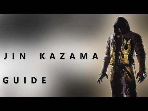 Jin Kazama Guide (Tekken Tag 2)