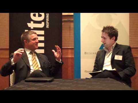 Ben Young talks to Ricoh CEO Mike Pollok on Leadership