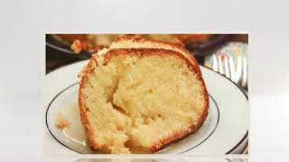Southern Luncheons 100 flavors of pound cake