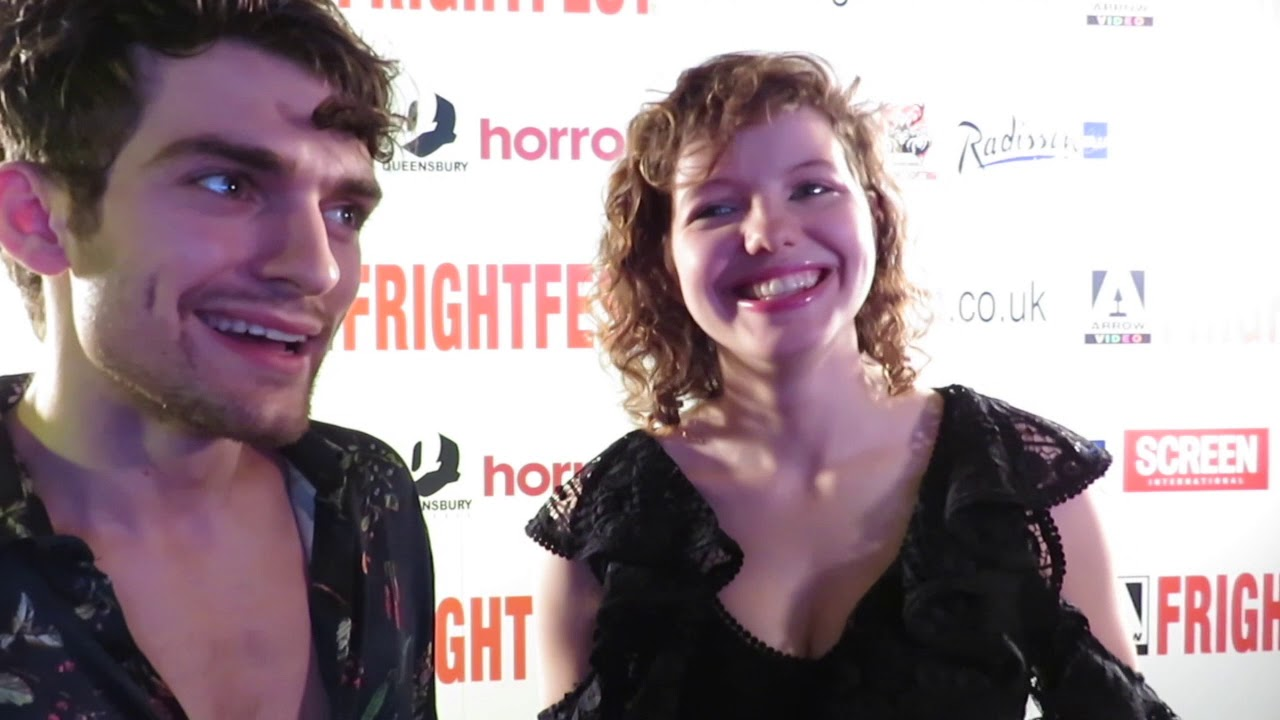 Arrow Video Frightfest 2018 Granit Lahu And Chloe Levine
