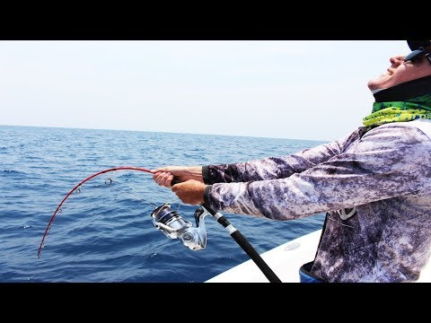 Extreme Deep Water Fishing l Vertical Jigging For Giants