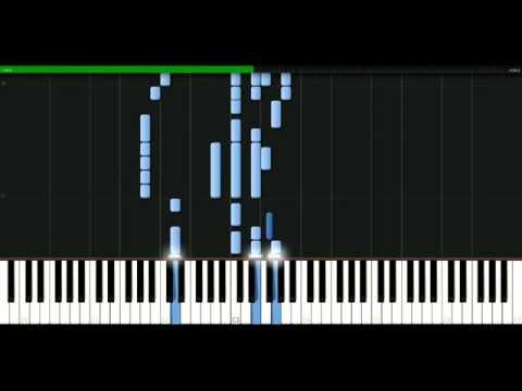 Jewel - Who will save your soul [Piano Tutorial] Synthesia | passkeypiano