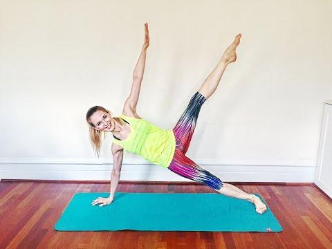 Онлайн тренировка #12  похудей к лету быстро! Тренировки дома