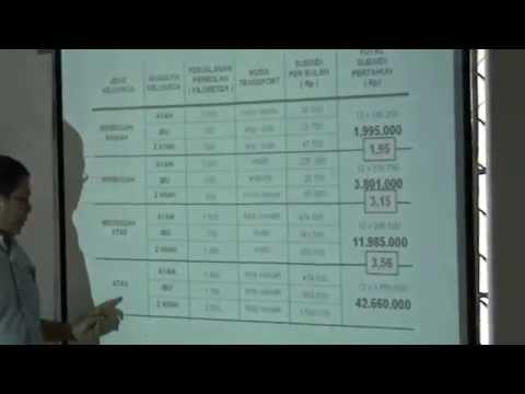 Ms. Tri Mumpuni  presentation#2 - Mr. Iskandar Brief on Energy